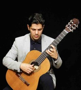 مهرداد مهرانی فر مدرس گیتار
